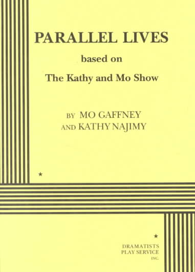 Parallel Lives By Gaffney, Mo/ Najimy, Kathy
